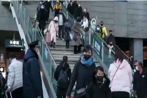 央视《新闻联播》:济南铁路部门增开务工专列