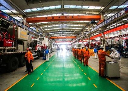 烟台市莱山区规模以上工业企业100%实现复工复产