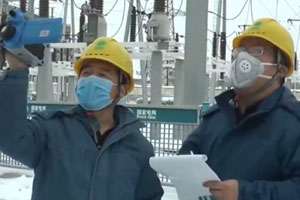 央视《新闻直播间》丨山东招远持续电力服务 保障企业复工复产