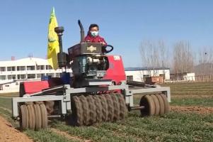 【泰安】41秒丨机械化作业率87% 泰安8.6万台农机代耕代种