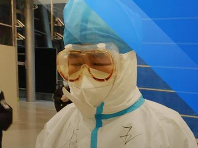 汉阳国博方舱医院首批治愈患者预计21日集体出舱