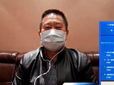 山东省第三批援助湖北医疗队队长曲仪庆:吃上了家乡运来的大馒头,更有信心战胜疾病