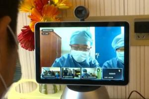 48秒|距离不是问题!山东医疗队首次使用远程会诊系统