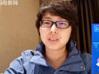 张堃慧:出征当天婆婆为我临时缝制衣服 儿子默默流泪