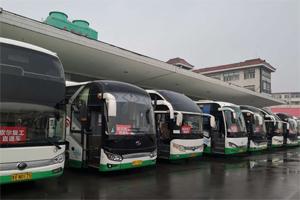 潍坊有序恢复交通运输服务秩序 全力保障交通企业重点项目复工复产