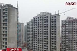 央视《晚间新闻》关注山东济南:黄河滩区外迁安置工程全面复工
