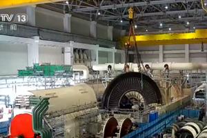 央视《朝闻天下》:山东海阳核电1号机组完成首次大修并网成功