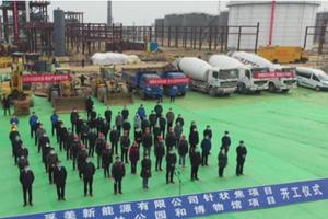 昌邑市25个重点项目集中开工