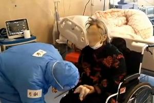 仅用10天!山东医疗队让两位九旬老人治愈出院!