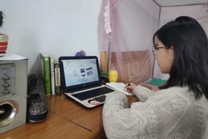 停学不停课,新萄京81707com延期开学线上课程开课