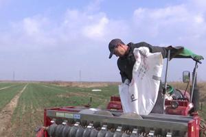 潍坊市滨海区不误农时忙春耕 扩大特色农业种植规模