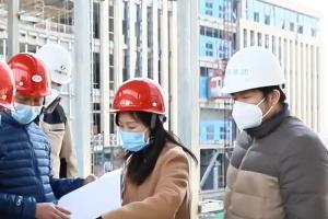央视《新闻直播间》:山东省建筑设计研究院主动请战 为全国应急医院提供无偿设计服务