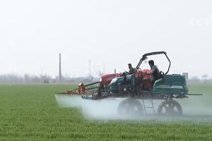 央视《朝闻天下》丨山东积极引导机械化农田管理 避免人员聚集
