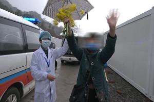 山东对口支援黄冈五县(市)确诊患者清零