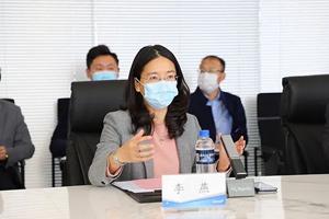 """全国人大代表李燕:""""疫情防控一刻不能耽搁!"""""""