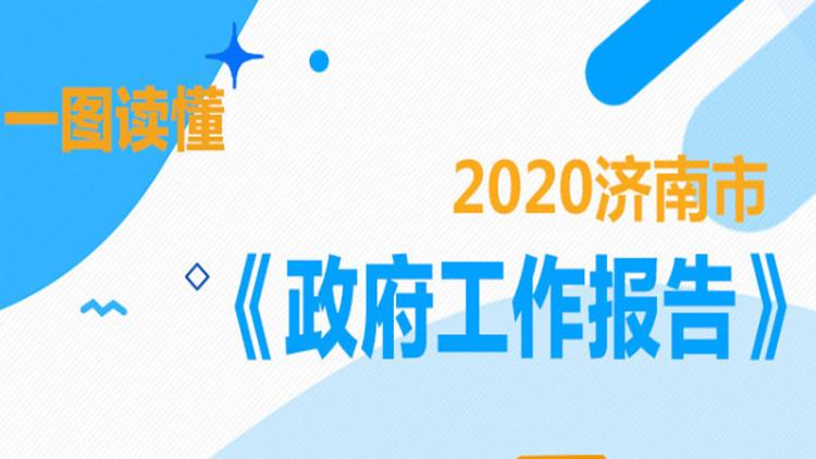图解丨一图读懂2020年济南市《政府工作报告》看济南今年如何聚力发展!
