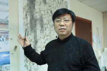 """全国政协委员孔维克:艺术战""""疫"""",用文化浸润人心"""