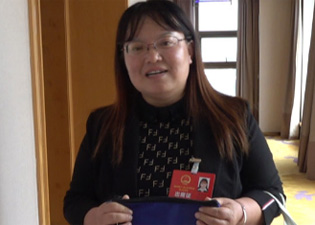 Vlog|滨州市人大代表刘元华:希望改善农村教育环境 留住老师和孩子