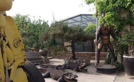 机器人+原生态酒坊+年代感民宿 看济宁邹城荒闲小院的华丽转身