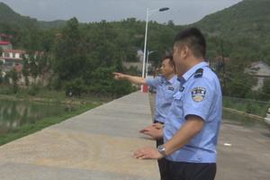 """潍坊青州市公安局:拉起""""防溺水""""警戒线 严防溺水事故发生"""