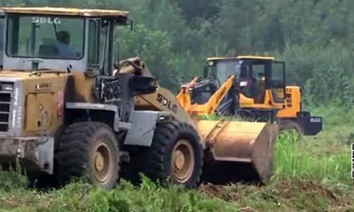 平原县闲置土地开始清表还耕 清理停产项目债务债权一周内拿出方案