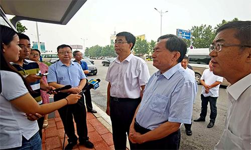 副市长董绍辉到陵城、夏津督导《问政山东》反映问题整改工作