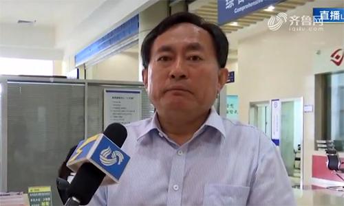 副市长董绍辉到夏津督导《问政山东》反映问题整改工作