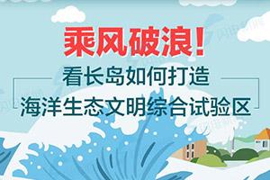 政能量   乘风破浪!看长岛如何打造海洋生态文明综合试验区