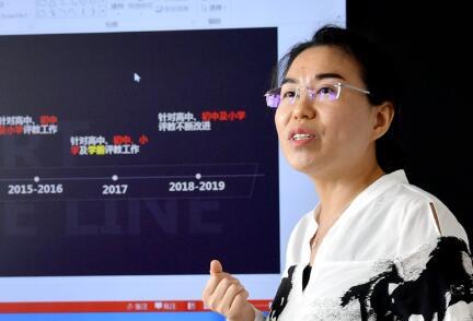 """淄博教育领域有""""绝活"""",""""大数据+教学测评管""""了解下"""