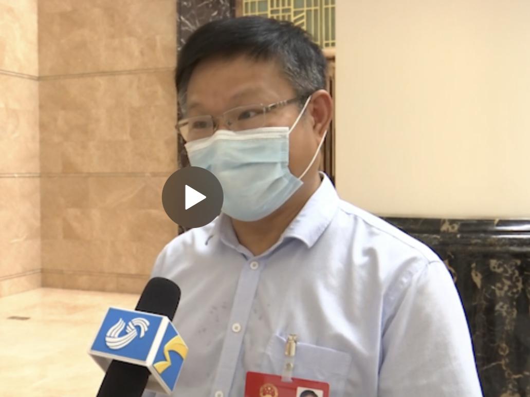 省人大代表陈建华:希望上半年惠企政策能够持续下去,让企业度过难关