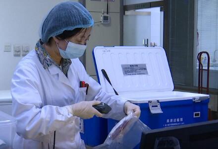 央视新闻微博|热血驰援!山东紧急调配60万毫升血液支援湖北