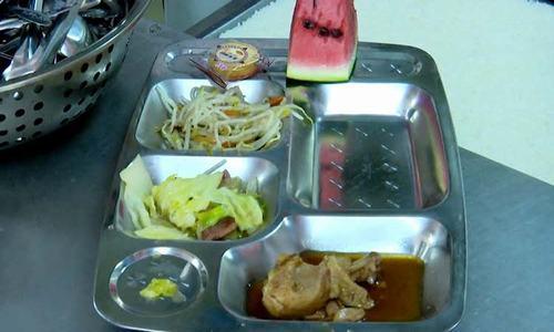 德州机关食堂多举措避免浪费 餐厨垃圾减少2/3
