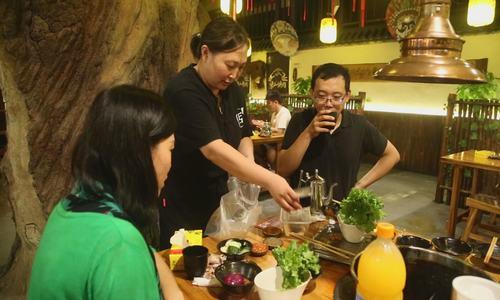 平原县:餐饮企业巧出妙招 营造节约新风尚