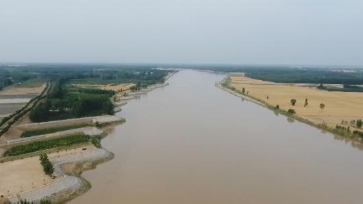 """我的黄河印象Vlog 走进滨州惠民白龙湾 治黄青年带大家了解""""小白龙""""和黄河的故事"""