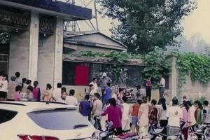 大迁建丨新中国成立后被黄河洪水淹了四十多次,这个村签拆迁协议原本以为得三天