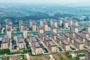 大迁建|山东27个外迁社区、28个新建村台基本完工 60万滩区群众实现安居梦