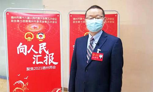 武城县委书记张磊