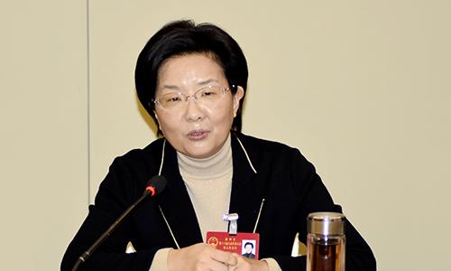 夏津县委书记沙淑红