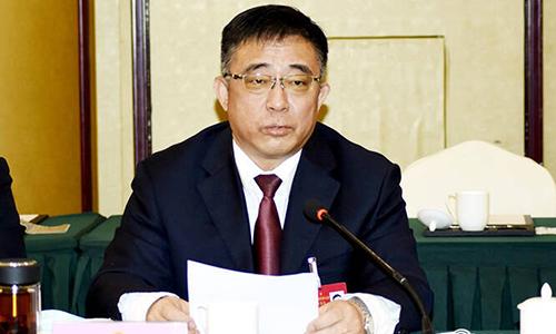 临邑县委书记林春元