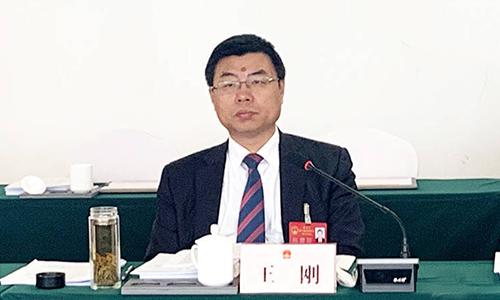 宁津县委书记王刚