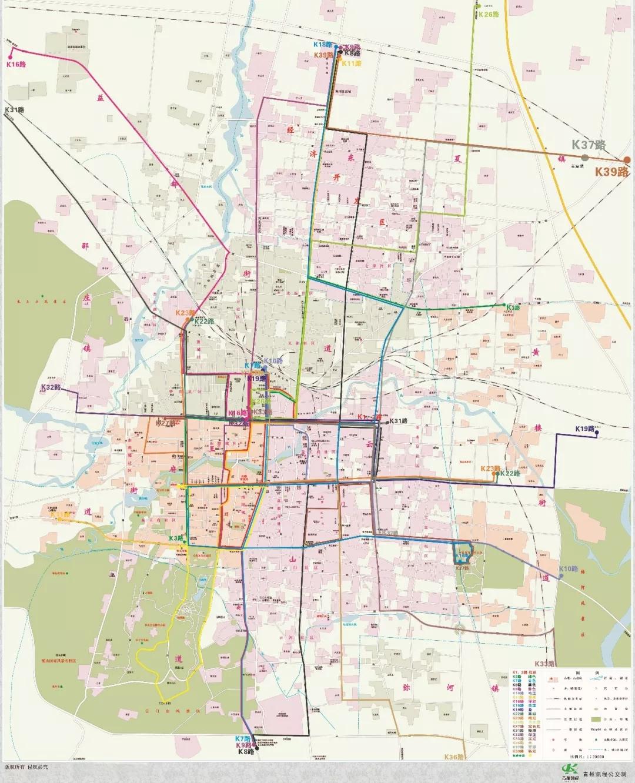 青州开发区社区规划图