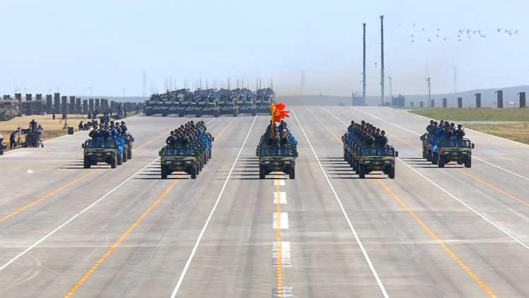 154秒丨超燃!滨州市征兵公益宣传片出炉