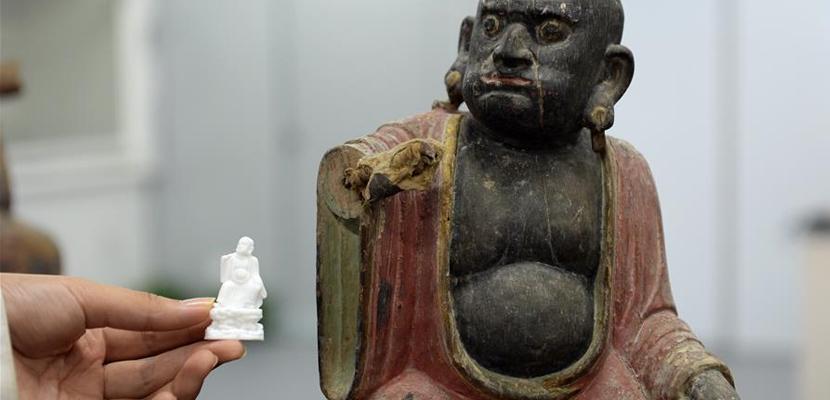 陕西历史博物馆:三维技术助力文物修复