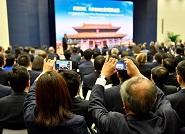 活力、魅力、潜力...山东省省长用六大关键词向全球推介山东