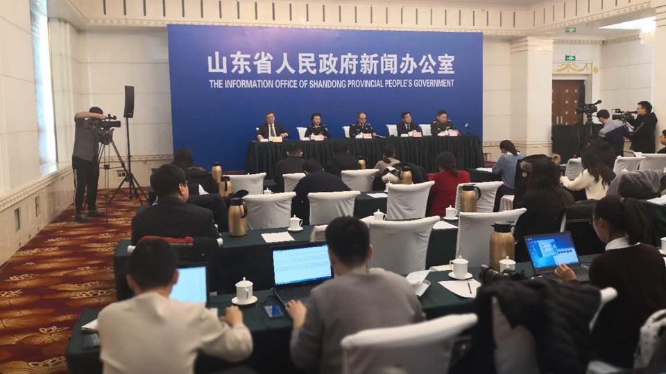 澳门葡京集团:青岛口岸实行144小时过境免办签证政策发布会