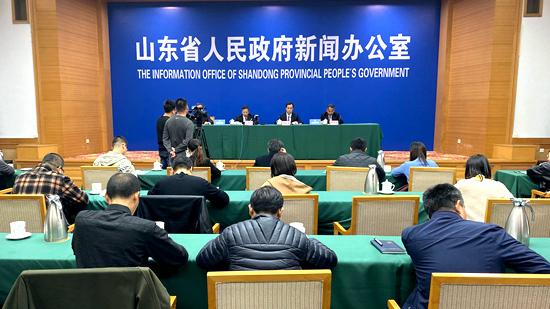 直播:山东省引黄济青工程建成通水30周年发布会