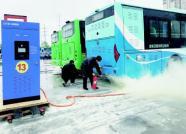 潍坊市开展城市公交安全生产综合应急演练