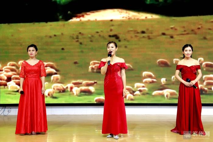 """""""永远跟你走""""无棣举办庆祝建党99周年红色网络诗会"""