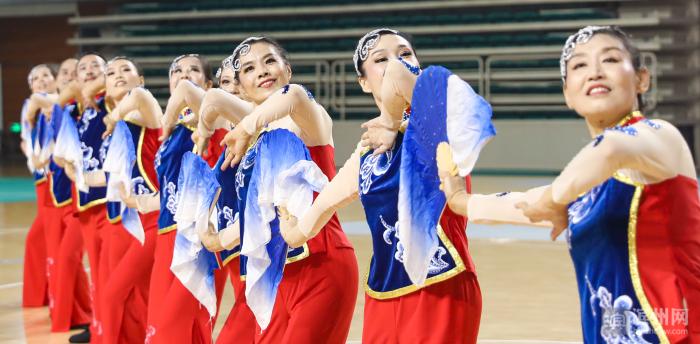 首次线下无观众比赛!滨州市第十届全民健身运动会四项比赛圆满落幕