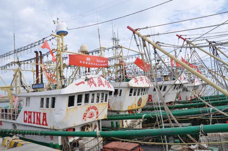 2020第二屆京東渤海海捕文化節暨榮成·石島開海儀式